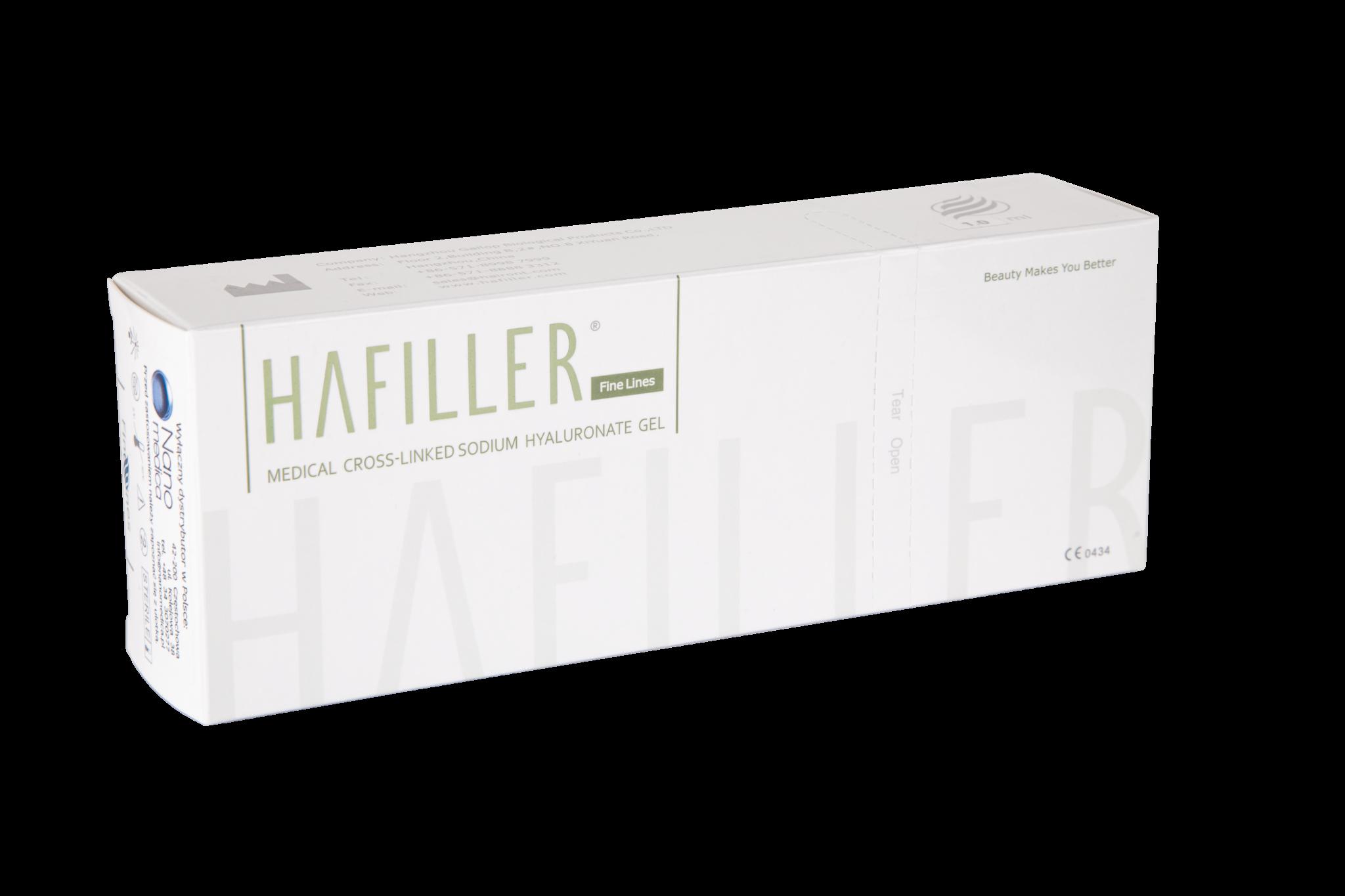 HAFILLER® FINE LINES