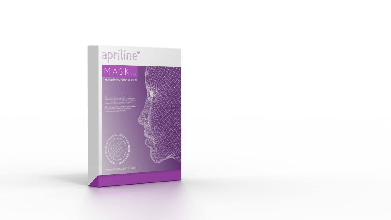 APRILINE® HYDROGEL MASKA